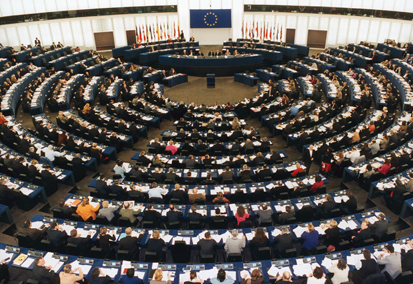 The Free State of Saxony is not only represented in the European Parliament, but also in the various executive bodies.