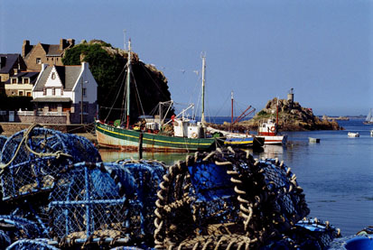 Brittany is one of the most popular holiday regions of France.