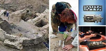 Activities of the Archaeological Heritage Office