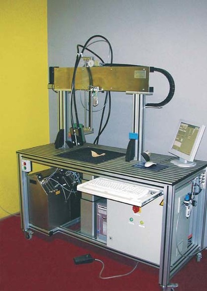 inscription machine