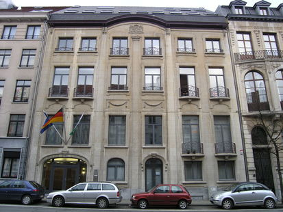 Premises of the Saxony Liaison Office Brussels